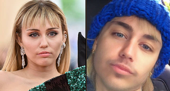 Miley Cyrus Joe Jonas Snapchat filter