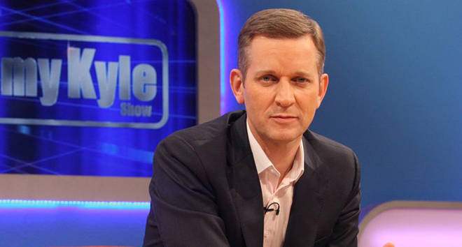 The Jeremy Kyle Show.