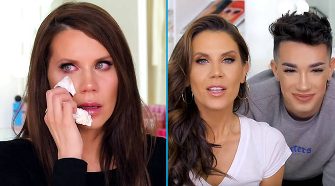 Tati Westbrook responds to backlash against James Charles