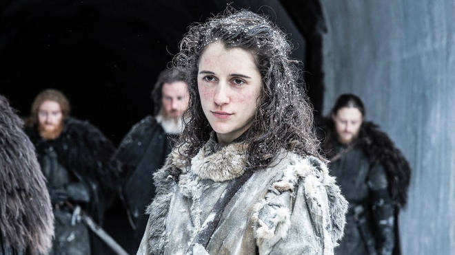 What happened to Bran's mate, Meera Reed?