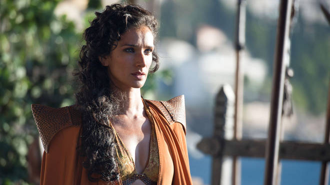 We're guessing Ellaria Sand is dead...