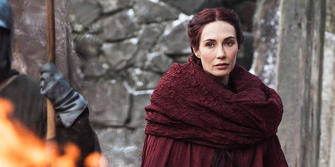 Melisandre hasn't had a track record of being right (RIP, Shireen Baratheon) but we thought this prophecy would come true