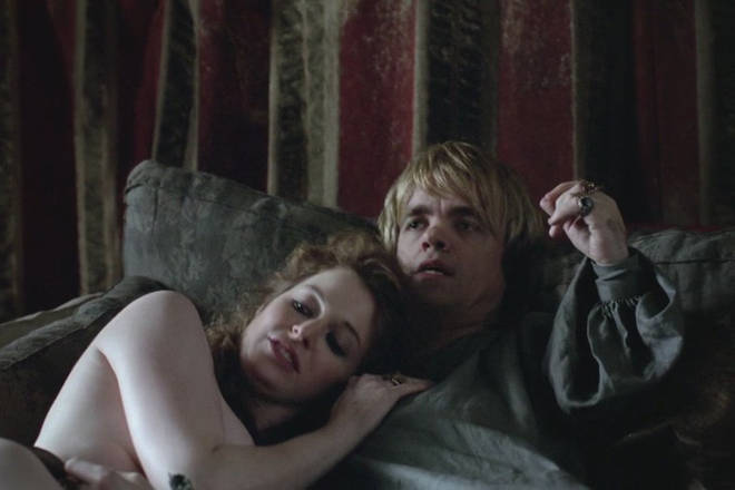Tyrion was known for spending A LOT of time in brothels, tbf