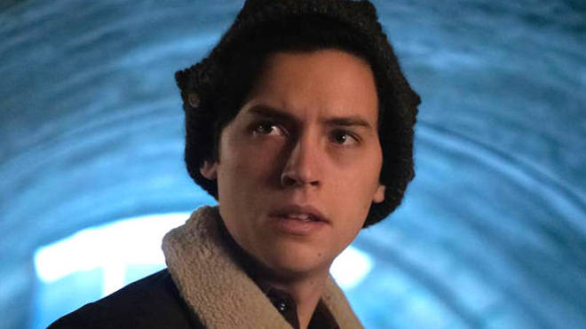 Cole Sprouse as Jughead Jones in Riverdale season 3.