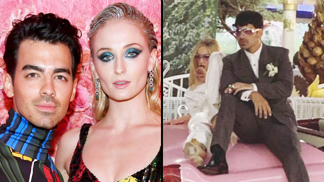 Sophie Turner and Joe Jonas get married in Vegas wedding