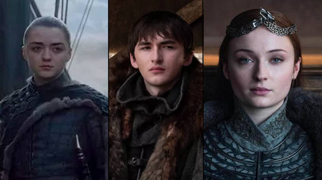The ending to Game of Thrones has been hinted to for the longest time