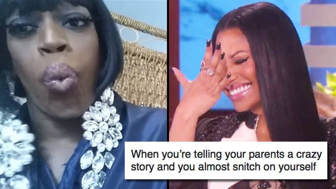 "The funniest ""And I oop"" memes inspired by RuPaul&squot;s Drag Race icon Jasmine Masters"