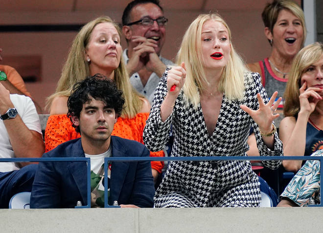 Celebrities Attend The 2018 US Open Tennis Championships - Day 8