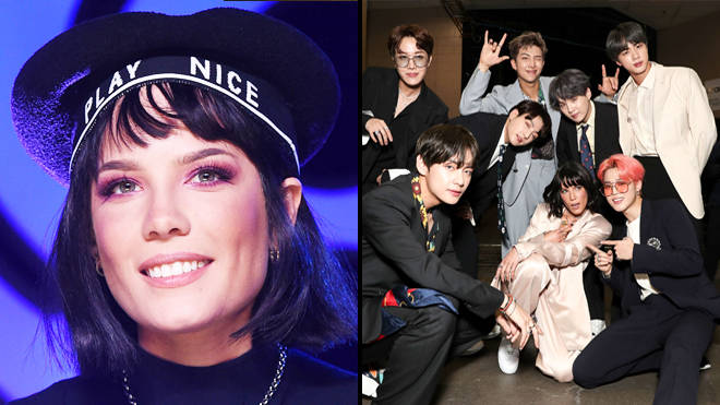 Halsey and BTS: The Jimin and Hoseok feud explained