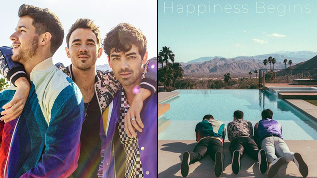 Jonas Brothers new album: Release date