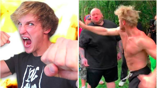 Logan Paul Slapping