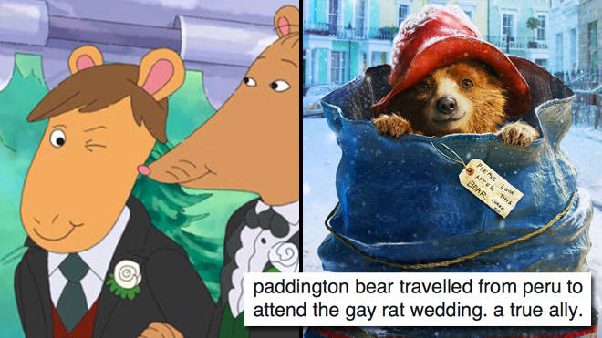 "The funniest ""gay rat wedding"" memes inspired by Arthur and Mr. Ratburn"