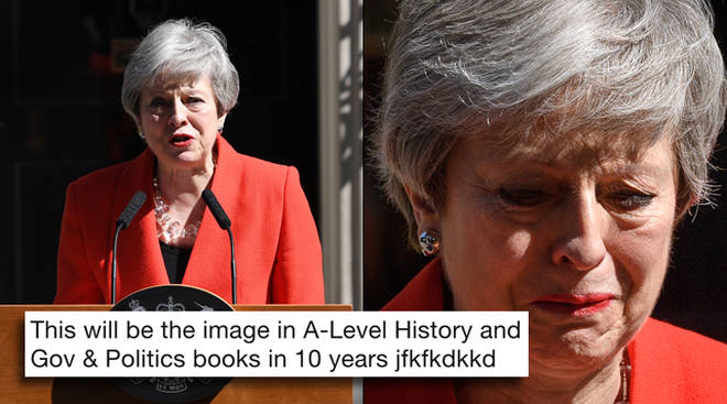 Theresa May resigns: The internet reacts