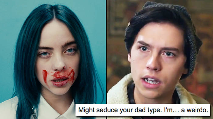 Billie Eilish's 'bad guy' music video is being accused of plagiarism
