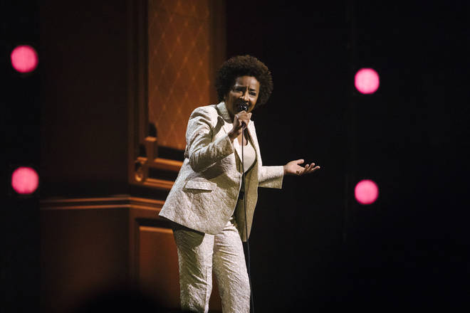 Wanda Sykes comedy special: Not Normal