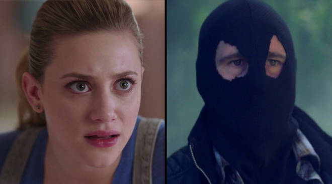 Betty Cooper Riverdale Black Hood Return