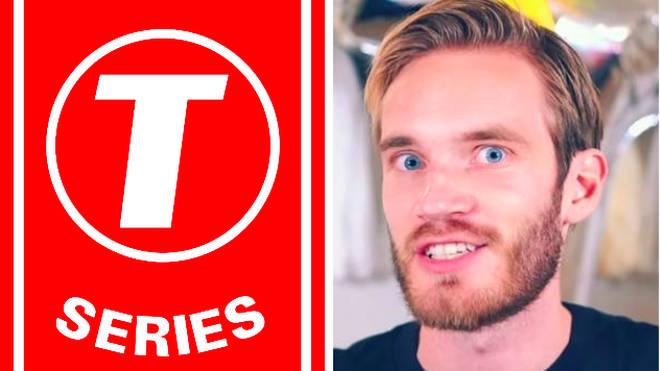 T-Series / PewDiePie