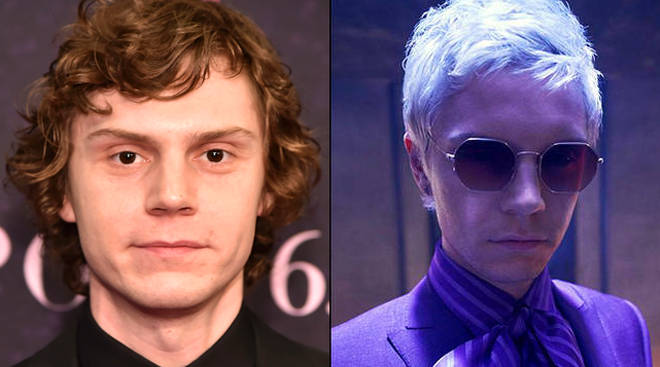 Evan Peters hasn't ruled out a return to American Horror Story