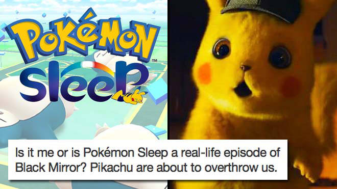 What is Pokémon Sleep? The memes are even funnier than Detective Pikachu