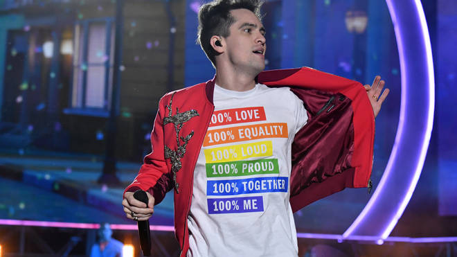 Brendon Urie Pride Tshirt Wango Tango