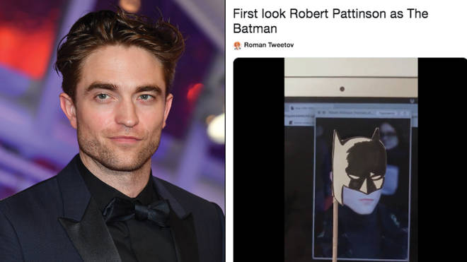 Next Batman actor Robert Pattinson
