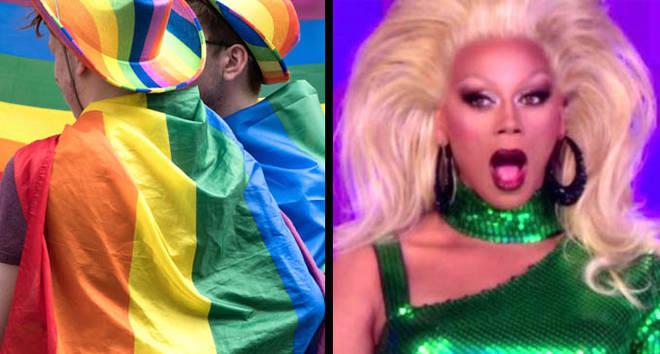 Gay Pride / RuPaul