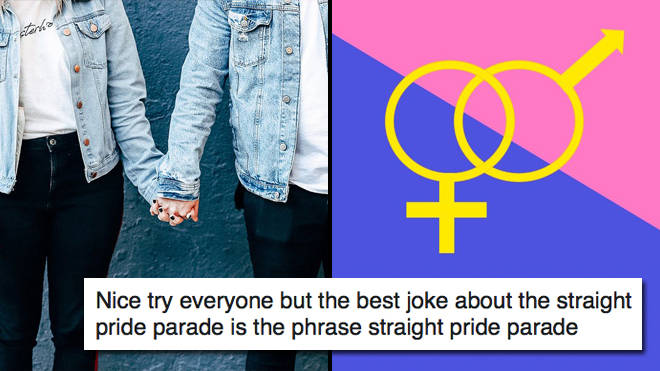 The funniest Straight Pride memes inspired by Boston's