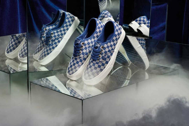 Harry Potter X Vans Ravenclaw