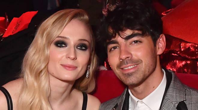 Joe Jonas wrote Hesitate as a love letter to Sophie Turner