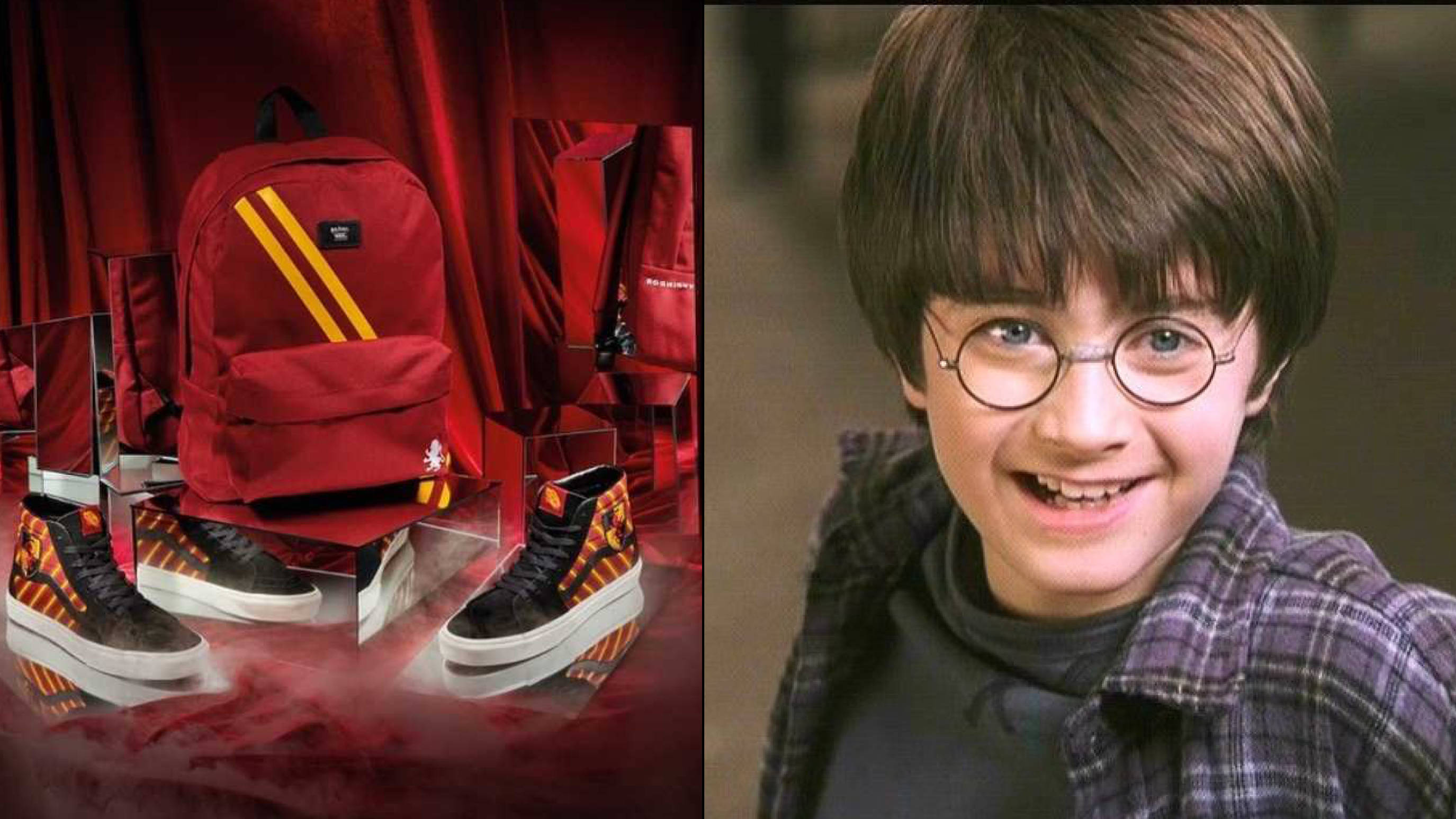 The Full Harry Potter Vans Collection Is Live And Here S How To Get A Discount Popbuzz