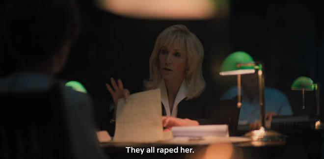Linda Fairstein When They See Us Netflix