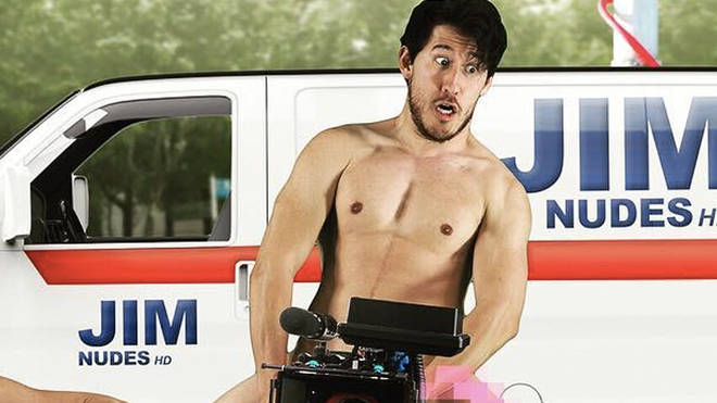 Markiplier leaks nudes from his upcoming calendar