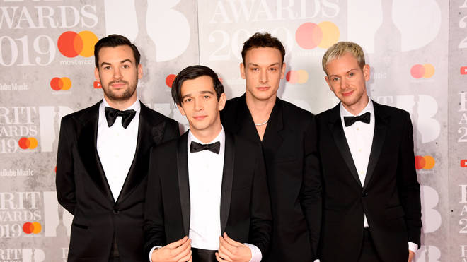 The 1975 The BRIT Awards 2019 - VIP Arrivals