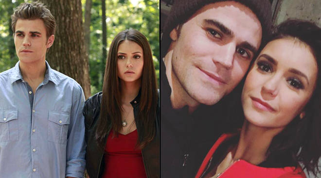 "Nina Dobrev and Paul Wesley ""despised"" each other on The Vampire Diaries"