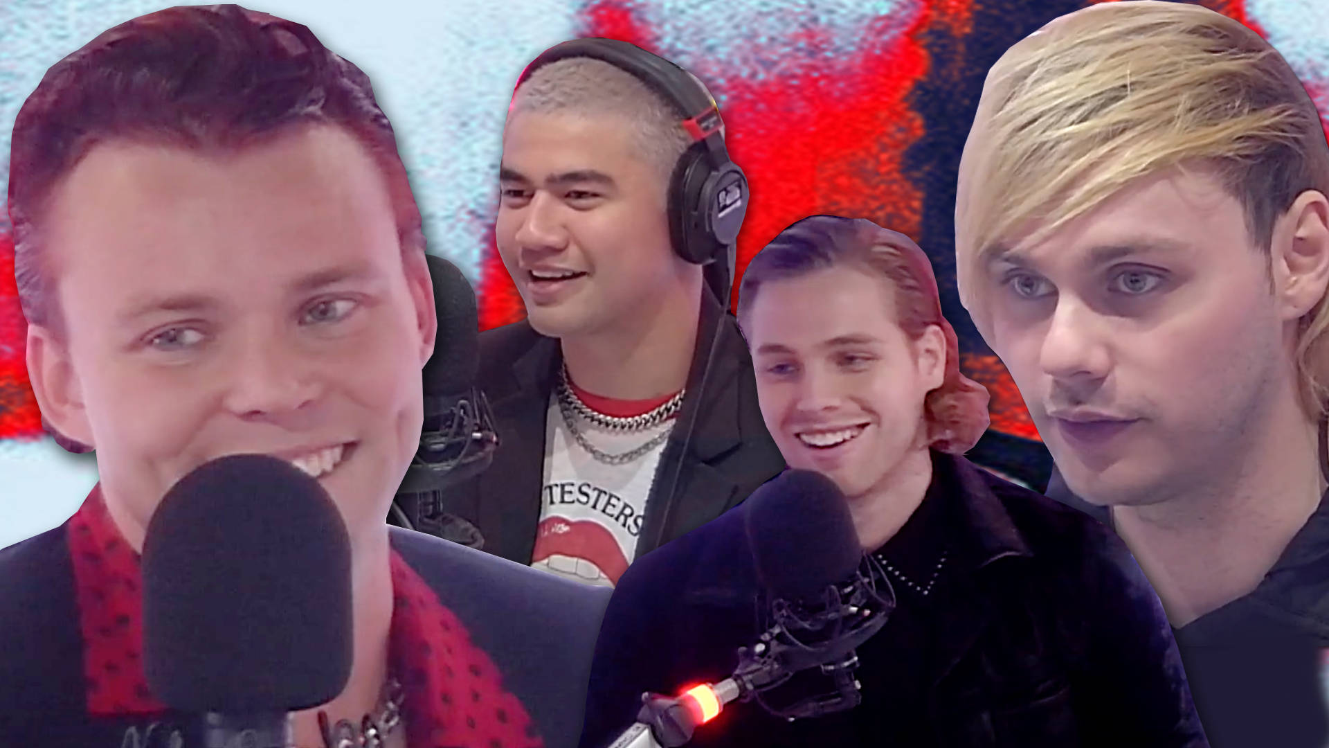 """5SOS on their """"diverse"""" new album and why teen fans are so important 