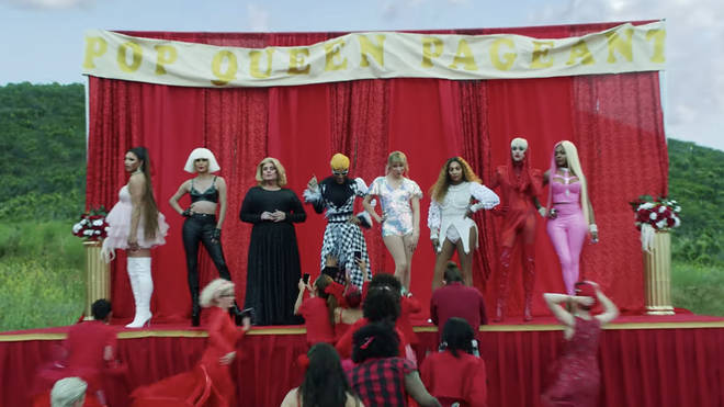 Who are the Drag Queens in Taylor Swift's 'You Need To Calm Down' video?