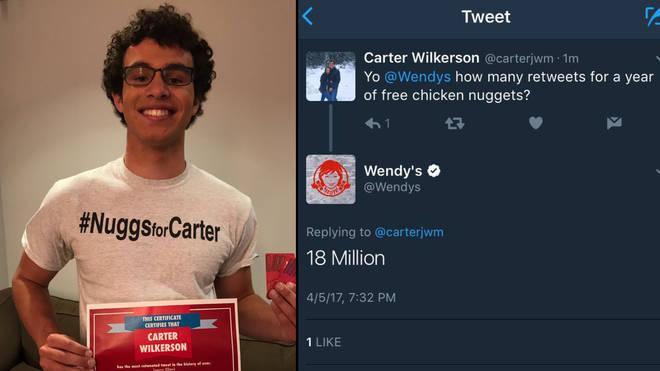 Carter Wilkerson