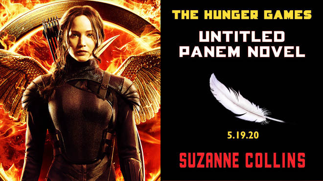 Suzanne Collins announces Hunger Games prequel book and movie