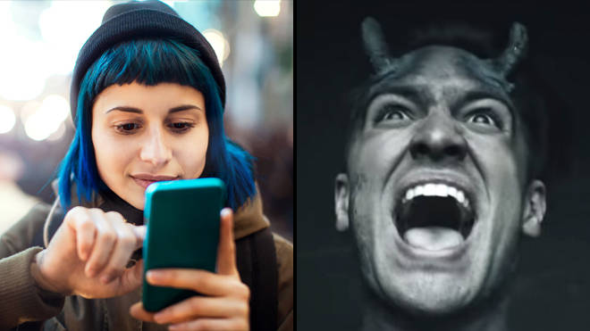 50% of young people are reportedly 'growing horns' in their heads because of phones