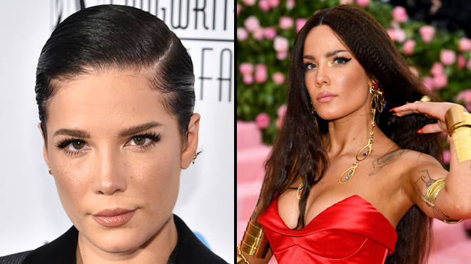 Halsey is being praised for her armpit hair on her Rolling Stone cover