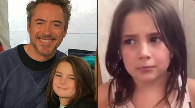 Avengers: Endgame's Lexi Rabe has asked people not to bully her
