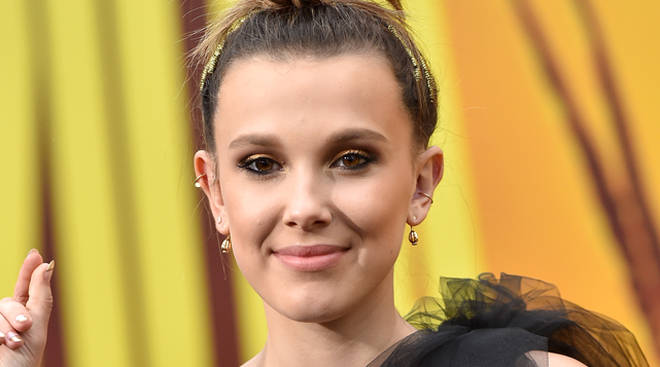 Millie Bobby Brown at the Godzilla: King of the Monsters premiere