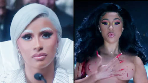 Cardi B Press Video What Is It About The Meaning Explained Popbuzz