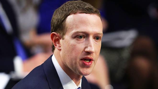 Facebook CEO Mark Zuckerberg Testifies At Joint Senate Commerce/Judiciary Hearing WASHINGTON, DC - APRIL 10