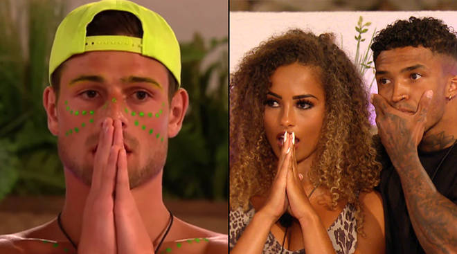 Who got dumped on Love Island last night?