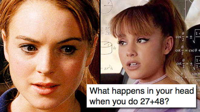 How do you add up 27 and 48 in your head? The maths sum is dividing the internet