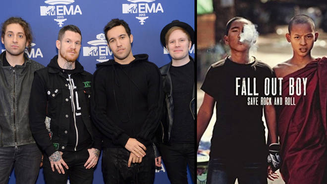 Fall Out Boy / Save Rock And Roll