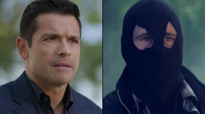 Hiram Lodge Black Hood Riverdale