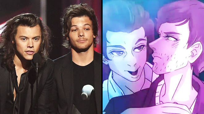 One Direction fans call out Euphoria for its Harry Styles and Louis Tomlinson sex scene