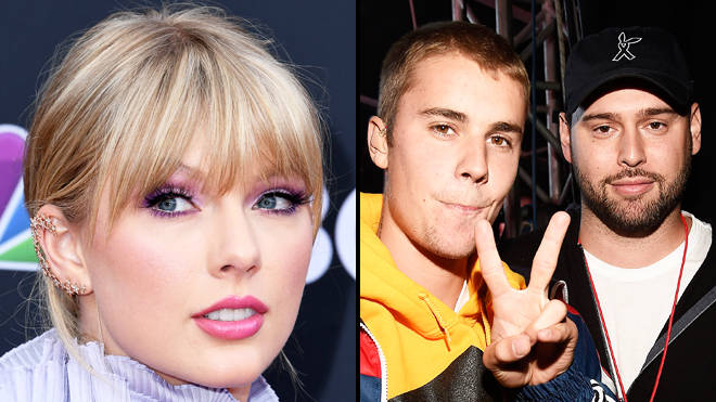 The Taylor Swift, Scooter Braun and Justin Bieber drama explained